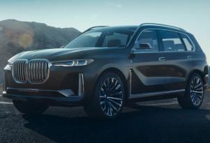 BMW X7 concept leaked ahead of 2017 Frankfurt auto show - Image via Bimmerpost