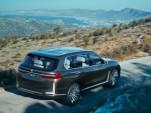 BMW X7 iPerformance concept, 2017 Frankfurt Motor Show