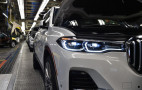BMW X7 pre-production starts at US plant, debut in late 2018