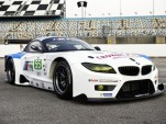 BMW Z4 GTE race car