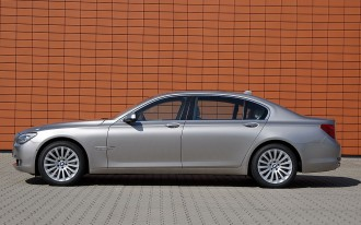2009 BMW 7 Series: Five Steps to a Smaller Bangle Butt
