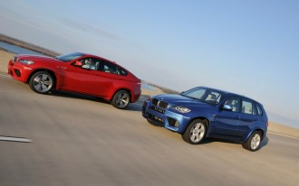 BMW Announces Pricing For X5 M And X6 M