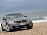 2011 BMW 5-Series (Euro spec)