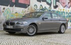 2011 BMW 5-Series Sedan Priced From $50,475