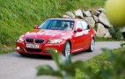 2010 BMW 335d: Green Rock 'N Roll