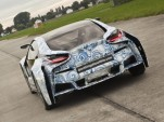 BMW prototype based on Vision EfficientDynamics concept