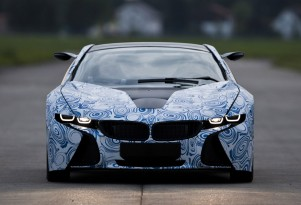 BMW's Plug-In Hybrid Supercar May Be Named i8, Cost $200,000