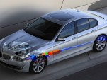 BMW Turns Heat Energy To Electricity To Boost Fuel Efficiency