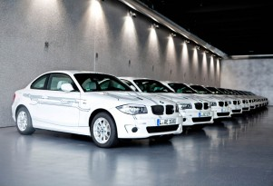 BMW ActiveE Electric Cars Join DriveNow Program As Drivers Give Them Back