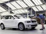 BMW ActiveE electric car