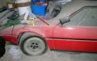 BMW M1 found after 34 years in Italian garage