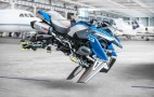 BMW and Lego team up to build crazy R 1200 GS hover bike concept