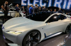 BMW i Vision Dynamics concept, 2017 Frankfurt Motor Show    [photo: Tom Moloughney]