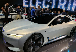 All-electric BMW i4 to be production version of i Vision Dynamics concept