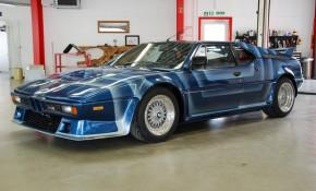 BMW M1 AHG Studie for sale