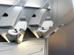 BMW Designworks Virgin Hyperloop One passenger capsule concept