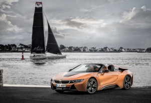 BMW to support Malizia yacht racing team