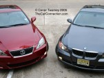 BMW 330i vs. Lexus IS350