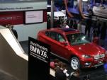 BMW X6 at Detroit