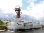 BMW's 2012 London Olympics pavilion