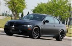 2011 BMW M3 Frozen Black Coupe: Like Frozen Gray, Only Darker