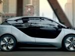 BMW's i3 concept.