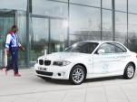 Five Green Rings: BMW's Electric, Hybrid, Diesels Olympic Fleet