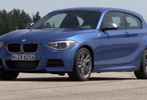 BMW's M135i hot hatch