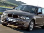 BMW's updated 1-series hatch