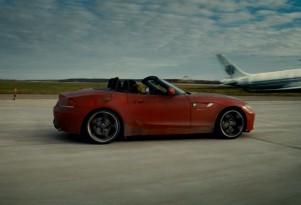 BMW's Z4 sDrive35is even makes zombies feel alive