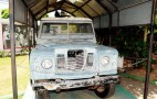 No Land Rover, Know Cry: Bob Marley's Ride Heads For Restoration