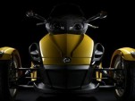 Bombardier launches the 2008 Can-Am Spyder