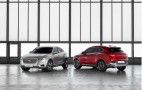 Borgward SUVs' Geneva debut: new plug-in hybrids, old German name, Chinese owners