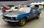 1969 Mustang Boss 302 Garage Find with only 169 miles on the clock