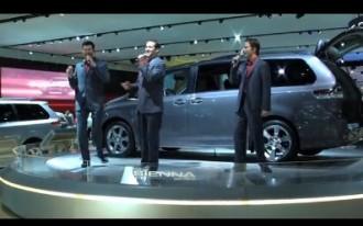 Video: Boyota Work Some Magic On The Toyota Sienna