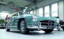 Brabus Classic has restored four vintage Mercedes-Benz vehicles