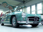 Brabus Classic has restored four vintage Mercedes-Benz vehicles