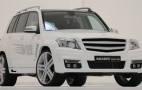 Trio of modified SUVs highlight Brabus' stand at the Geneva Motor Show