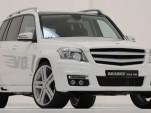 Brabus Mercedes Benz GLK V8