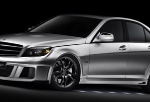 Brabus presents the V12 Biturbo Bullit Mercedes C-Class - 720hp and 1100Nm