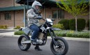 Brammo Engage SMS prototype electric motorcycle