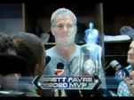 Brett Favre in 2011 Hyundai Sonata ad from Super Bowl 2010