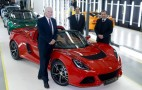 Lotus Receives £10 Million From British Government