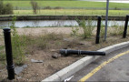 Study shows taller guardrails could save lives