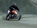 Yamaha buys patent for tilting 3-wheeler