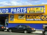 BS&F Auto Parts, Bronx, New York