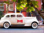 Budweiser and Lyft partner for Prohibition-era rides