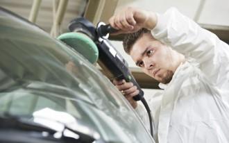 Car Washing Tips: Buffing