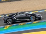 Bugatti Chiron at the 2016 24 Hours of Le Mans