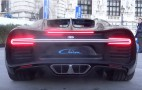 Hear the Bugatti Chiron's monster engine rev